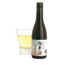 日本能勢酒造 梅香泡酒 250ml (酒精: 4%)