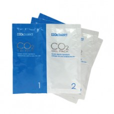 日本Dr.Select Co2 Gel Mask炭酸啫哩面膜 美白改善暗瘡收毛孔抗衰老 (單套裝2包)