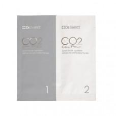 日本Dr.Select Co2 Gel Mask炭酸啫哩面膜 美白改善暗瘡收毛孔抗衰老 (業務用單套裝2包)
