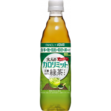 Dydo X Fancl 熱控 玉露綠茶 500mL (阻隔脂肪吸收)