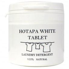 日本製 Hotapa HOTAPA White Tablet  貝殼粉消毒殺菌洗衣粒(連柔順劑) 40粒