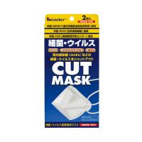 日進医療器 - Leader Cut-Mask N95口罩 2個裝 (獨立包裝)防疫之選